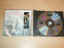 Vivaldi - The Four Seasons - The Scottish Chamber Orchestra - Jaime Laredo (CD)