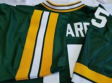 #00 Green Bay Football Jersey Your Name&Number -Sewn ON.3XL, 4XL,5XL 6XL 7X
