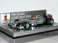 Minichamps MERCEDES MGP W02 Michael Schumacher MSC-44 1/43