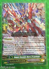 Vanguard English G-BT07/018EN RR FOIL Super Cosmic Hero, X-carivou
