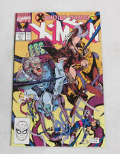 X-MEN #271 - 272 (1990-91) BY MARVEL COMICS VERY FINE (8.0)