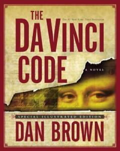 Brand New Dan Brown THE DA VINCI CODE Special Illustrated Edition 1st ed. Hard C