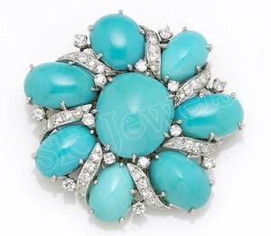 1.04CT Natürlicher Diamant Saphir 14K Weiss Gold Hochzeitstag Ohrring Ab