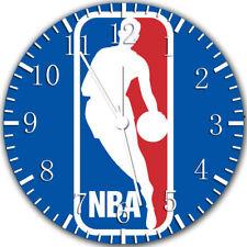 NBA Basketball Frameless ohne Grenzen Wanduhr Schön für Geschenke oder Dekor