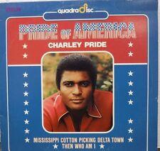 Pride of America Charley Pride 33RPM APD1-0757   011617LLE