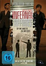 Infernal Affairs ( HK Kult Thriller 2DVD) mit Andy Lau, Tony Leung, Anthony Wong