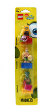 LEGO 852713 - SpongeBob SquarePants - Mini Figure Magnet Set, 3 Mini Fig Magnets