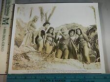 Original VTG 1960 Mickey Rooney Private Lives Of Adam & Eve Movie Photo Still