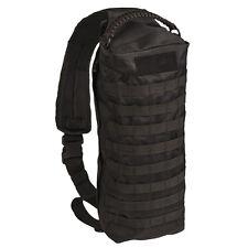 Tanker Security Police Urban EDC Camera Sling Pack Rucksack Case Bag 15L Black