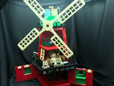 Calico Critters Sylvanian Families Old Windmill Mill Wind Mill Tomy Vintage Rare