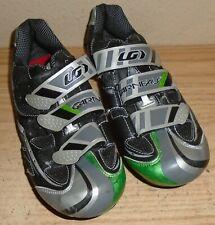 Garneau Ergo Air  Men's Road Biking Cycling Shoes US 8.5 EU 42 Black