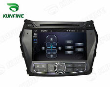 Quad Core Android 5.1 Car Stereo DVD Player GPS Navi for Hyundai IX45 /Santa Fe