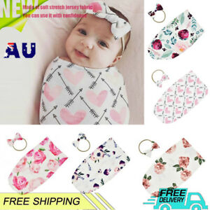 Baby Infant Swaddle Baby Wrap Swaddling Blanket Newborn Sleepsacks 0-3months New