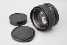 Contax Carl Zeiss Planar 50mm f/1.4 f1.4 T* AEJ Prime MF Lens, For CY C/Y Mount