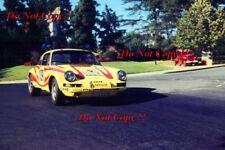 GERARD LARROUSSE PORSCHE 911 ST Tour de France 2.4 Rally 1970 Photographie 1
