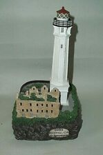 Alcatraz CA Lighthouse Spoontiques Shining Lights Collection 9493 Beacon Flashes