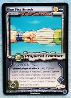 2002 Dragonball Z CCG Cell Games #104 BLUE FIST SMASH Ltd Ed NM