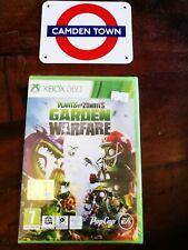 💥Plants Vs Zombies Garden Warfare Xbox 360 Ediz Italiana Sigillata (No Import)