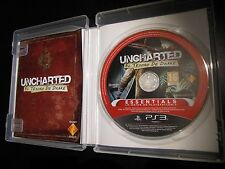 Uncharted El Tesoro de Drake Ps3 Pal España
