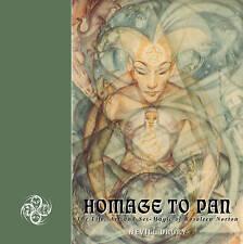 HOMAGE TO PAN | The Life, Art & Sex-Magic of Rosaleen Norton |Nevill Drury| RARE