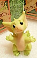 Pocket Dragons Dragon- *Mint* - But I'm Too Little - 1995