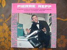 "25cm 10"" PIERRE REPP - La Machine A Laver / Philips B 76 517 R  France"