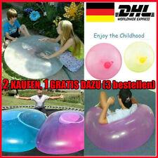 Große Bubble Ballon Spielzeug Wasserball Wasserballons Aufblasbar Wubble Ball