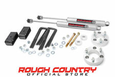 Rough Country® 3-inch Suspension Lift Kit for 05-18 Toyota Tacoma 4WD