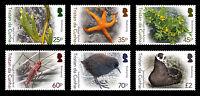 Tristan da Cunha 2016 Bio-diversity Pt 2 6v set MNH