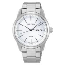 全新現貨 SEIKO 簡約太陽能時尚腕錶 SNE523P1 *HK*