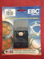 NEW EBC FA267 BRAKE PADS Fits: Yamaha YZF-R1,FZS800 FZ8