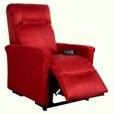 Poltrona relax reclinabile alzapersona vibromassaggio riscaldamento 1 motore |1|