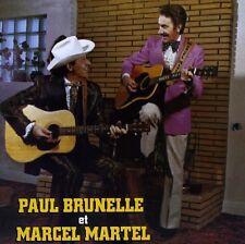 Paul Brunelle - Paul Brunelle Et Marcel Martel [New CD] Canada - Import