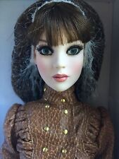 "Tonner Tyler Antoinette 16"" 2012 STEAM FUNK CAMI Doll w/ Inset Eyes NRFB LE 300"