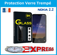"Vitre Protection Ecran Film En Verre Trempe Nokia 2.2  2019  5.71"" TA-1183"