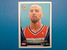 2014-15 Panini NBA Stickers Collection N.195 Marcin Gortat Washington Wizards