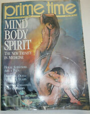 Prime Time Magazine Mind Body Spirit June 1981 011615R