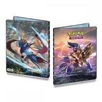 Pokemon TCG Sword & Shield -9 Pocket-A4 Portfolio, Folder STORES UP TO 252 CARDS