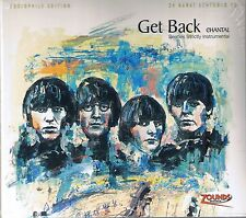 """Chantal""  Get Back 24 Carat Zounds Gold CD NEW Sealed"