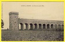 cpa 51 - CONDÉ sur MARNE La TOUR et la prise d'Eau Ed. Jacob Thieffry