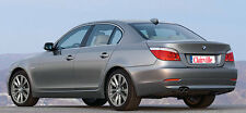 BMW 5 Series Seat Covers (E60 Front). Charcoal fabric is durable and washable