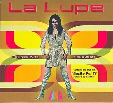 FANIA Salsa RARE CD REMASTERED La Lupe DANCE WITH THE QUEEN Limited Edition DIGI