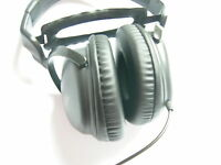 2 Ohrpolster Kunstleder für z.B. Sony  MDR-CD850  Kopfhörer   MDR CD850 CD 850