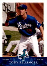 2014 Ogden Raptors Grandstand #5 Cody Bellinger Scottsdale Arizona Baseball Card