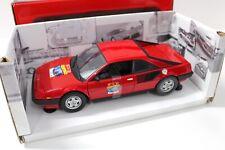 1:18 Hot Wheels Ferrari Mondial 8 **60 Years** red bei PREMIUM-MODELCARS