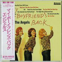 ANGELS -MY BOYFRIEND S BACK-JAPAN MINI LP BONUS TRACK C94