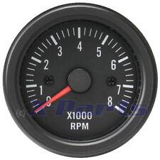 Drehzahlmesser Retro 52mm Oldschool Renault Peugeot GM