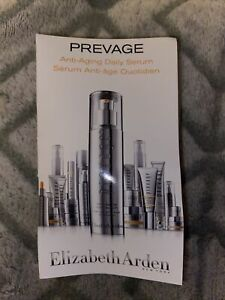 New Elizabeth Arden PREVAGE Anti-Aging Daily Serum .17 FL. OZ. 5 ML