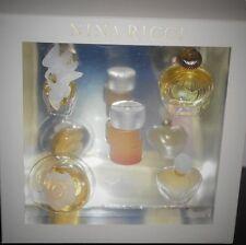 Coffret 5 miniatures parfum @ NINA RICCI @ de Nina Ricci  4 EDT + 1 EDP NEUF