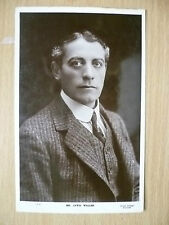1900s Postcard- Actors MR. LEWIS WALLER